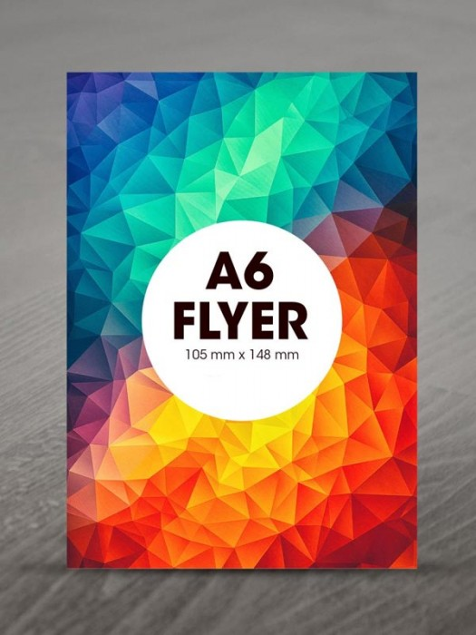 5,000 A6 flyers - just £45 - free delivery